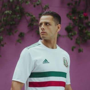 Maillot Extérieur Away Mexique Mondial 2018