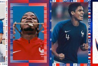 Maillot France 2018 : Achetez-le en Exclusivité Mondiale dès aujourd'hui