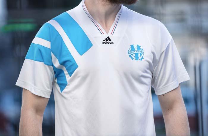 Maillot de Foot Olympique de Marseille 93