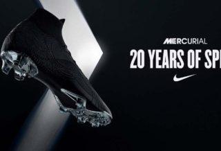 Nike Football dévoile une Mercurial « What The » pour les 20 ans du modèle