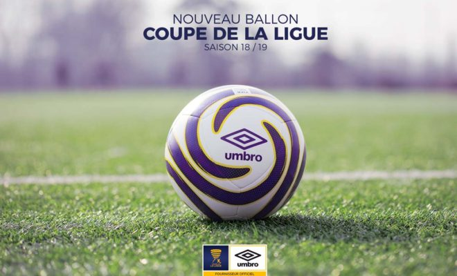 Nouveau-Ballon-Umbro-Coupe-de-La-Ligue-2018-2019