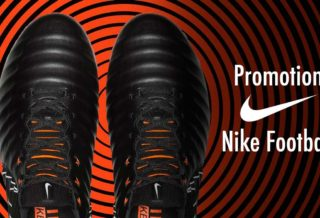 ᐅ Promotion Nike Football : Mars 2018 (30% de réduction)