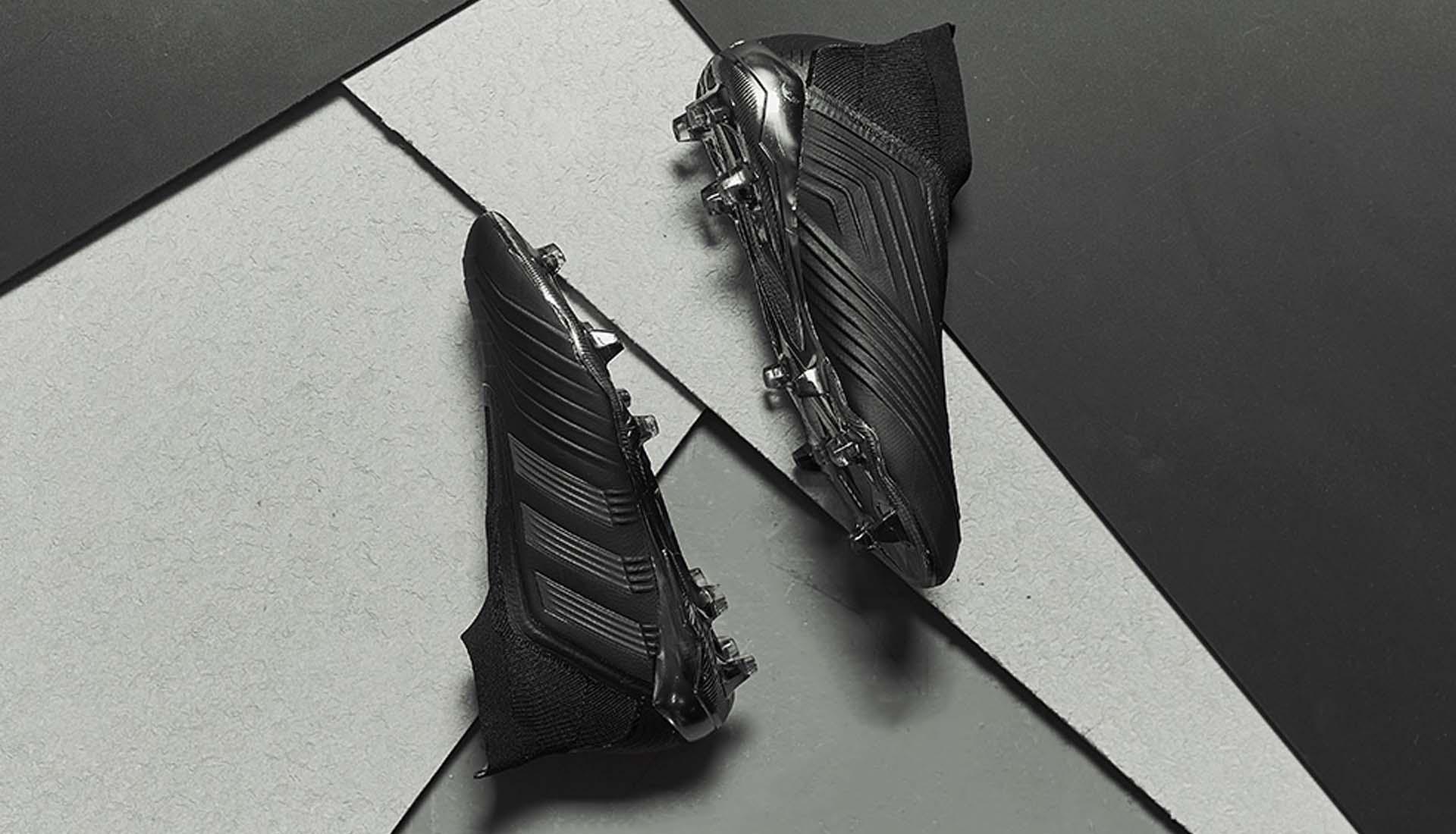 chaussure adidas Predator 18+ Nite Crawler