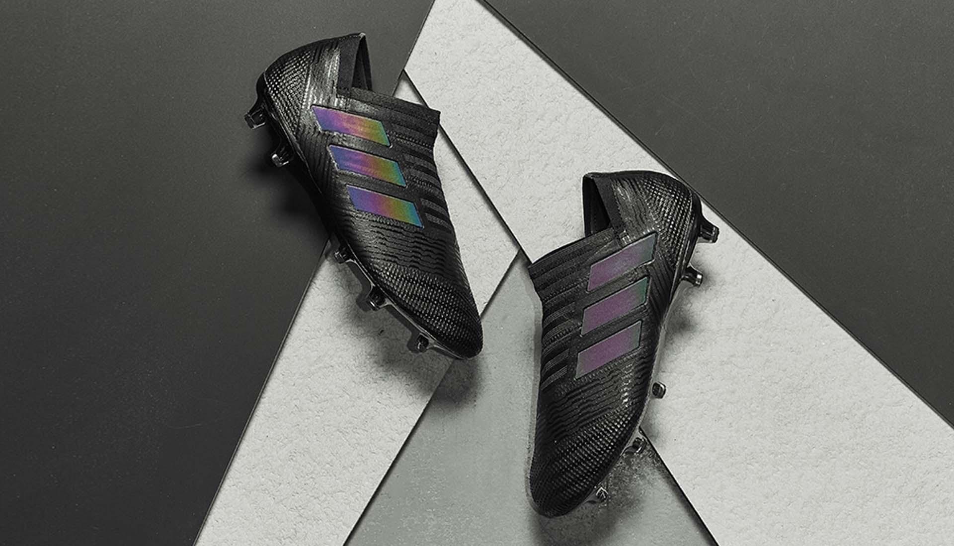 chaussure adidas Nemeziz 17+ Nite Crawler