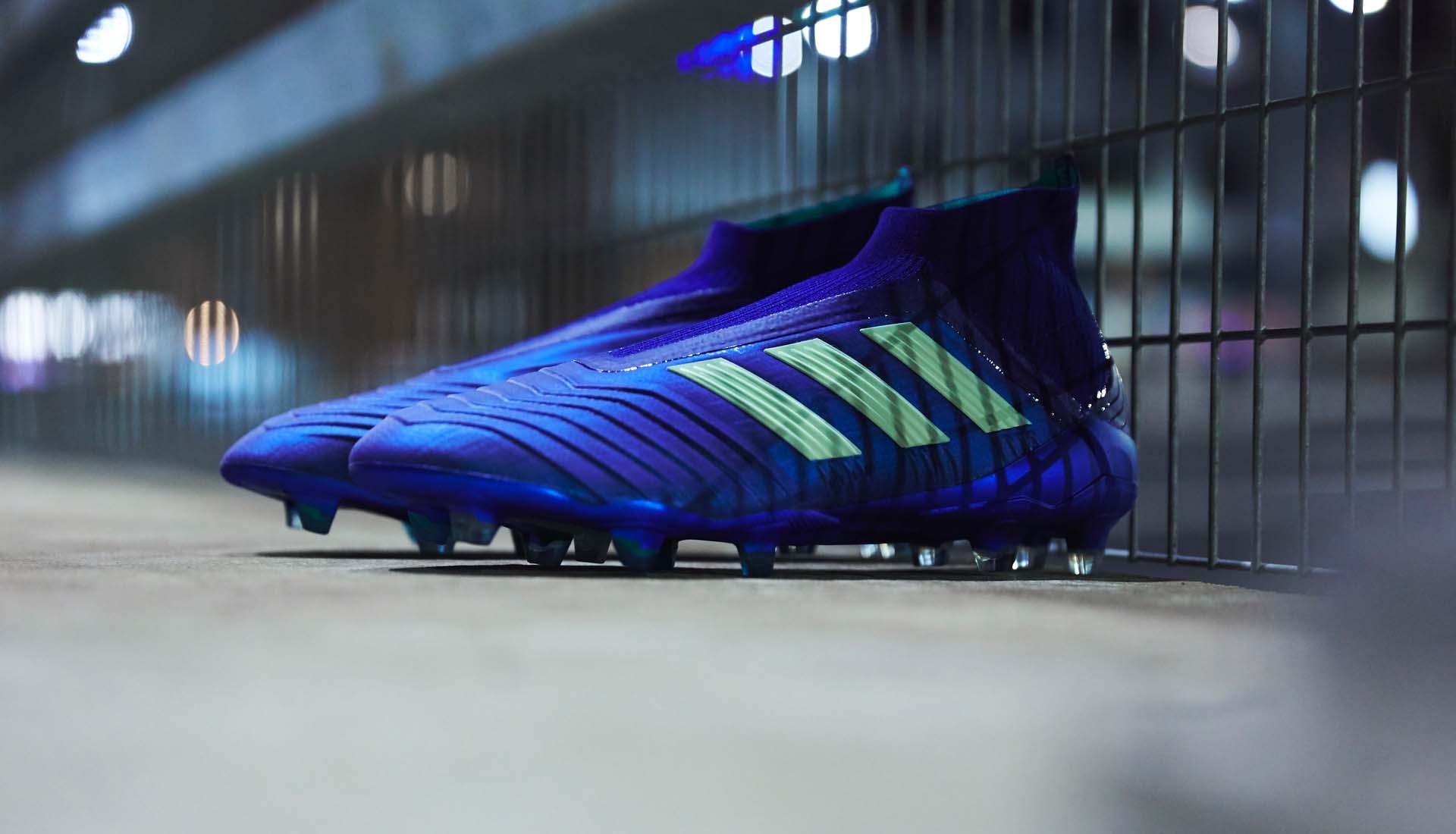 La chaussure de foot adidasPredator18+