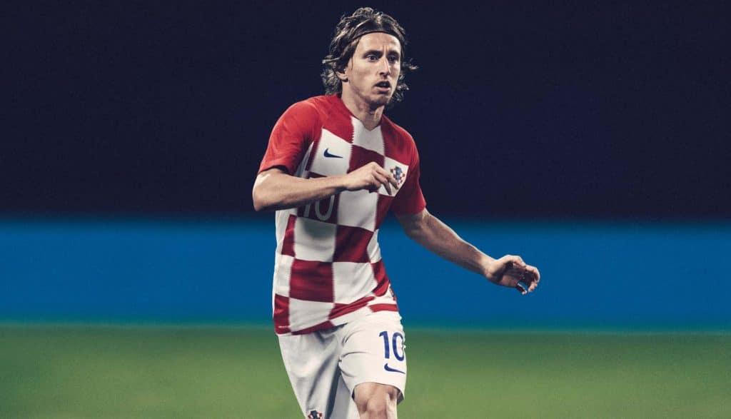 maillot Croatie Mondial 2018