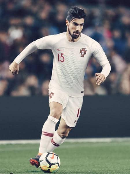 maillot exterieur portugal mondial 2018