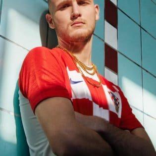 maillot Croatie 2018 Domicile Home