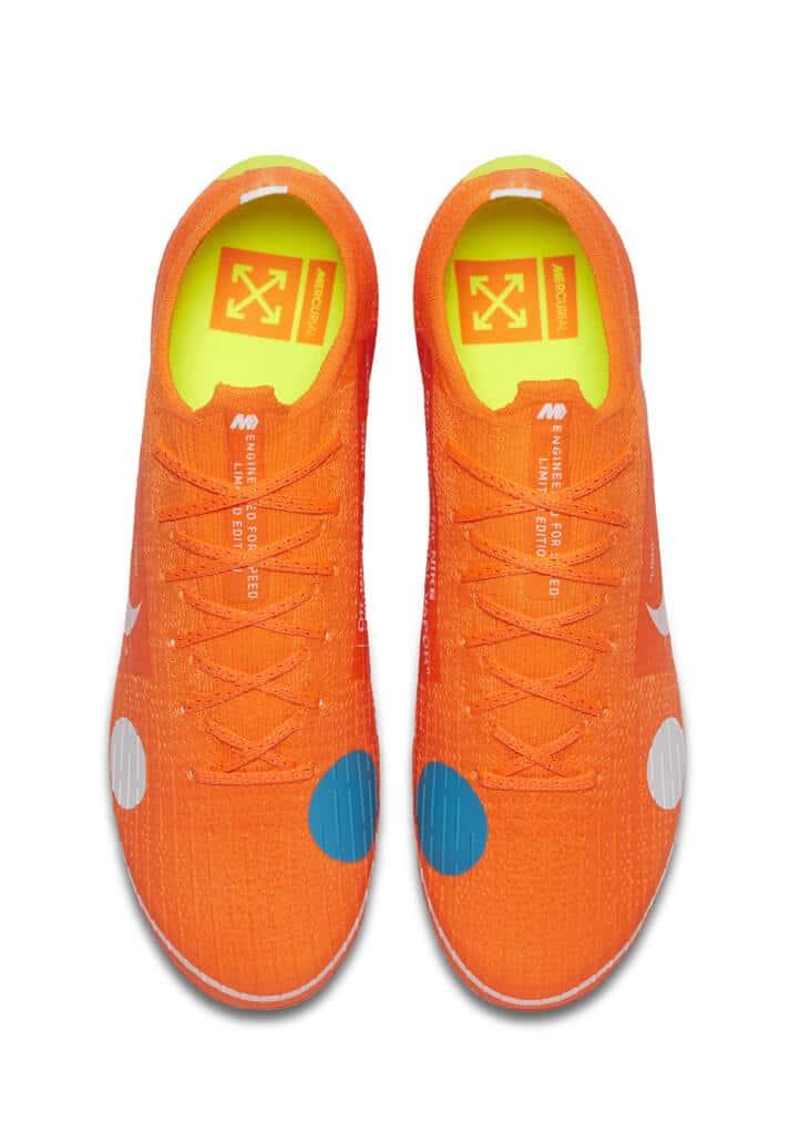 OFF-WHITE x Nike Mercurial Vapor XII 360