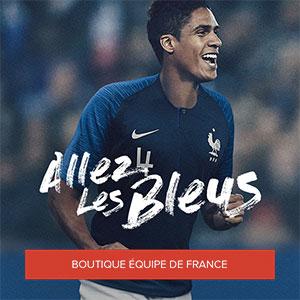 Boutique FFF - Maillot Equipe de France