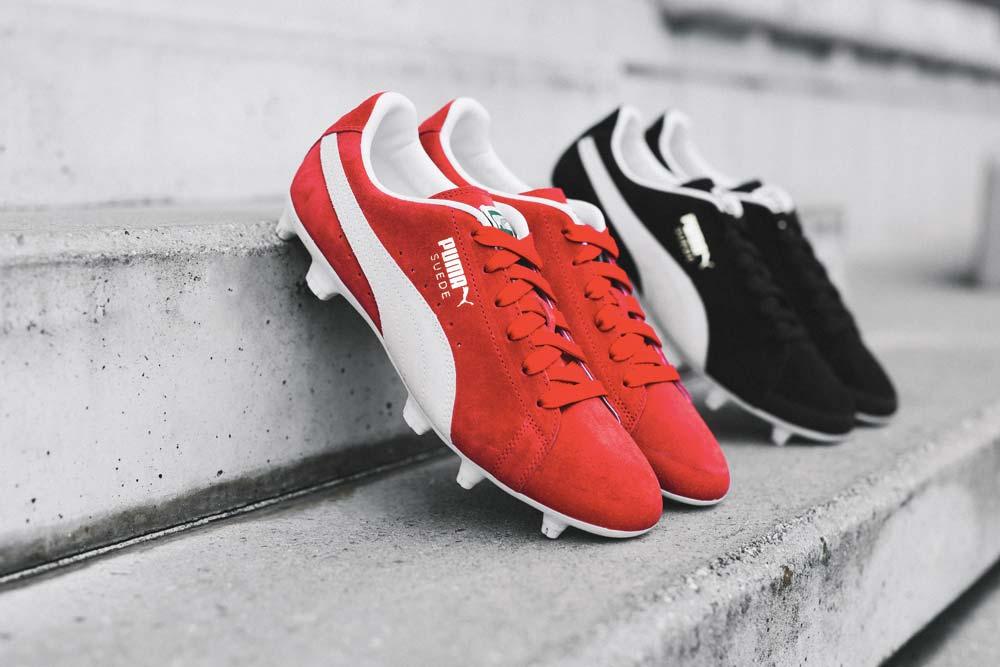 Chaussures de Foot Puma Future Suede 50