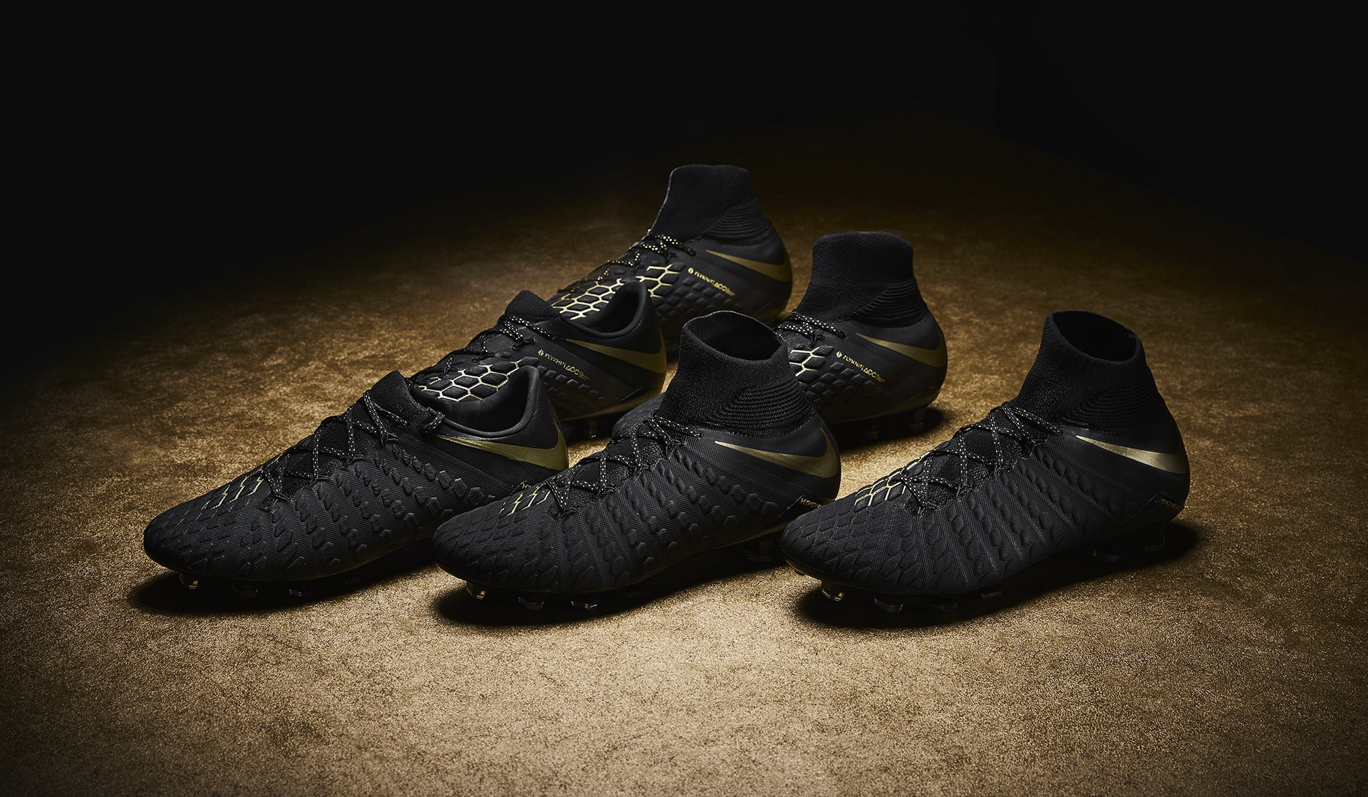 Chaussures de foot Nike Hypervenom Game of Gold