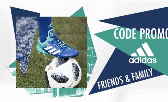 Code Promo Adidas FRIENDS