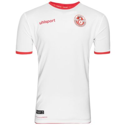 Maillot Domicile Tunisie -Coupe du Monde 2018