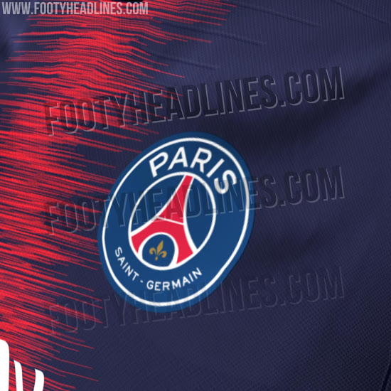 Maillot de Football du PSG 2018-2019