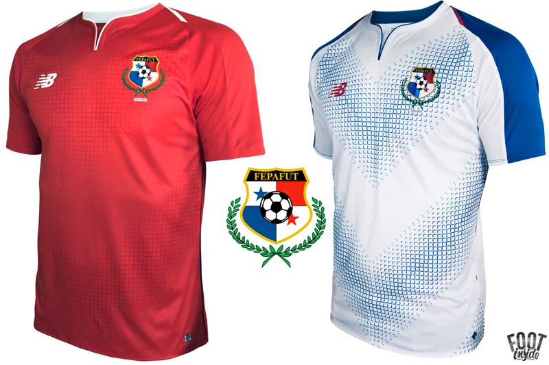 Maillot Football Panama - Coupe du Monde 2018
