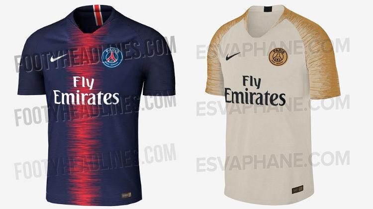 PSG : Tous les Maillots de Foot du Paris Saint Germain 20202021
