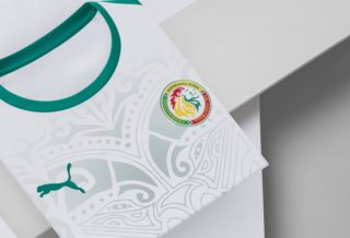 Le Sénégal dévoile un nouveau maillot pour la Coupe du Monde 2018