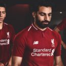 Nouveau Maillot Liverpool 2018-2019 New Balance