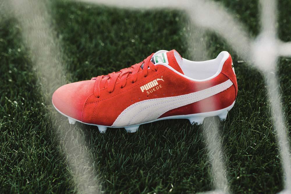 Puma FUTURE Suede 50 Red