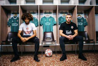 Le Red Star FC dévoile une collection capsule avec TEALER
