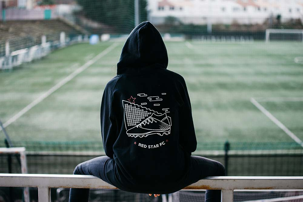 Red Star FC X TEALER Collection Capsule