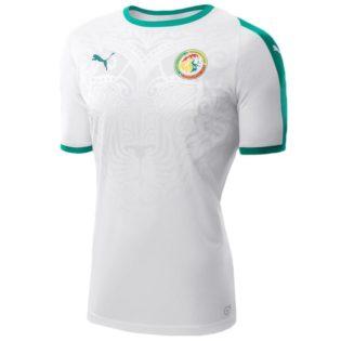 Sénégal Maillot Domicile Coupe du Monde 2018