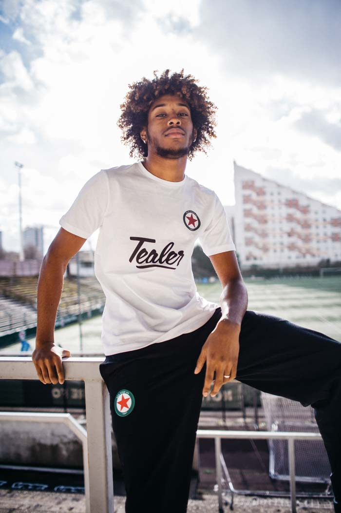 T-Shirt TEALER Red Star FC