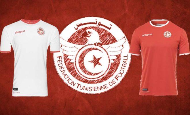 Tunisie Maillot Coupe du Monde 2018