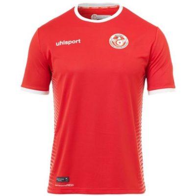 Tunisie Maillot Exterieur Coupe du Monde 2018