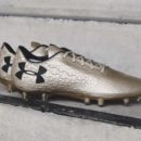 under armour magnetico metallic gold