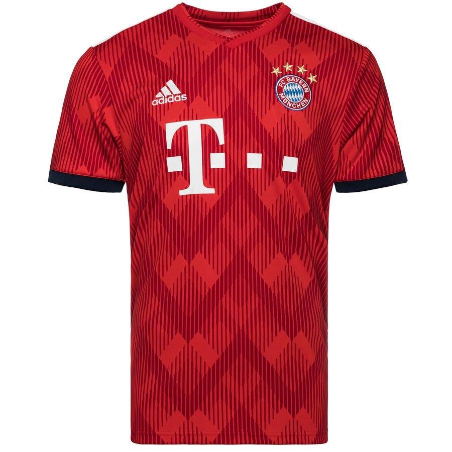 Bayern Munich Maillot Domicile 2018 2019