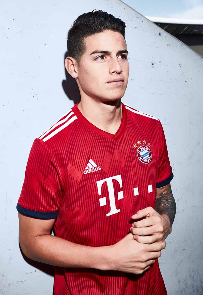 Maillot Foot adidas Bayer Munich 2019