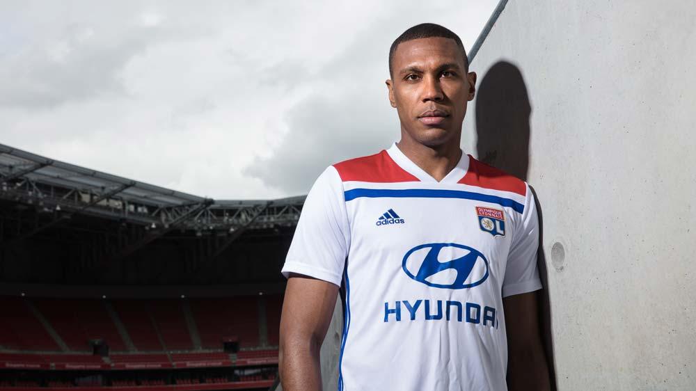 Maillot Domicile Olympique Lyonnais - Saison 2018-2019
