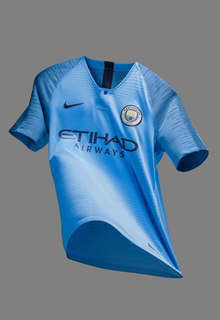 Maillot Manchester City Domicile 2019
