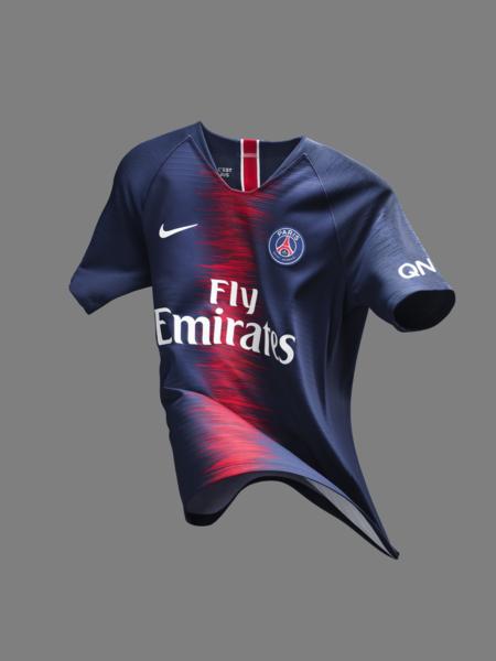 Maillot PSG Domicile 2018-19