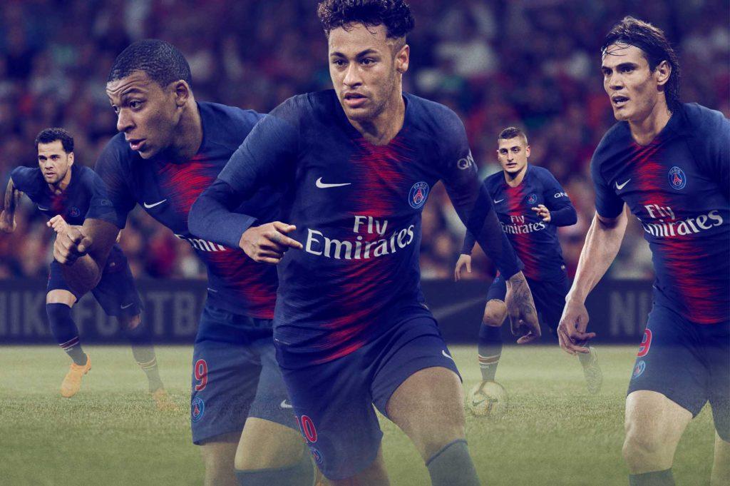 Maillot PSG Domicile 2018-2019
