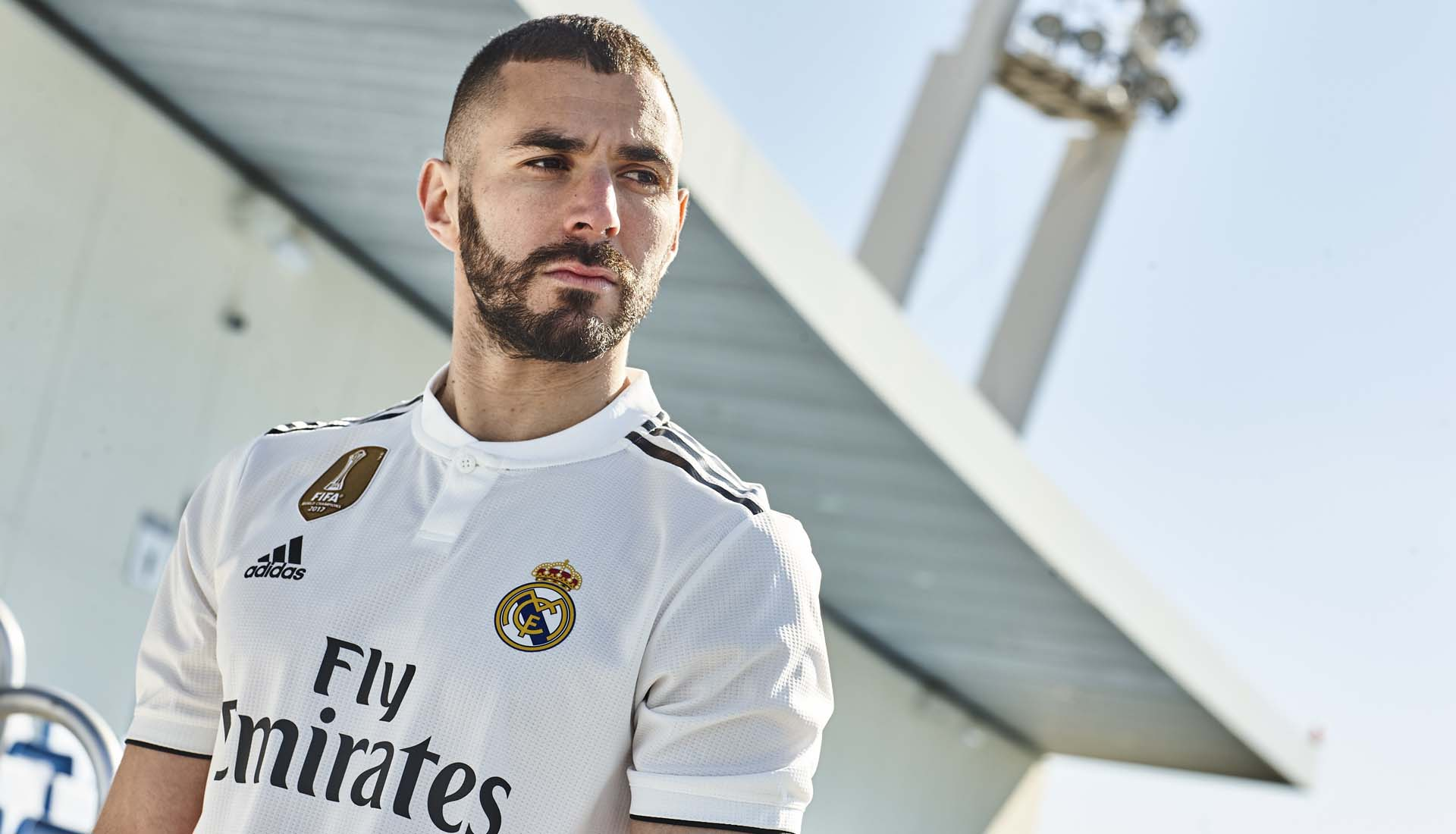 Maillot Real Madrid Domicile Saison 2018-2019