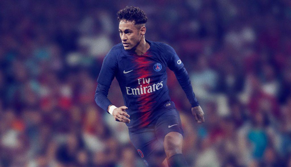 Maillot du PSG Saison 2018-2019