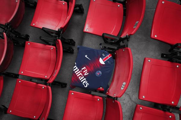 Nouveau maillot PSG saison 2019