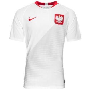 Pologne Maillot Domicile Coupe du Monde 2018