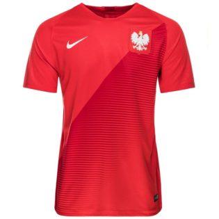 Pologne Maillot Exterieur Coupe du Monde 2018