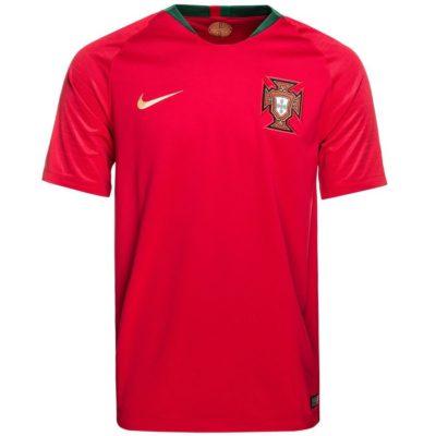 Portugal Maillot Domicile Coupe du Monde 2018