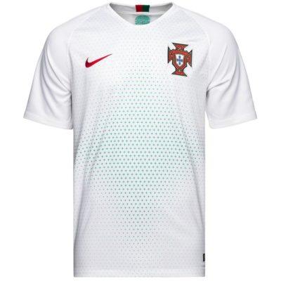 Portugal Maillot Extérieur Coupe du Monde 2018