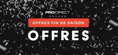 Promotion ProDirect-Soccer