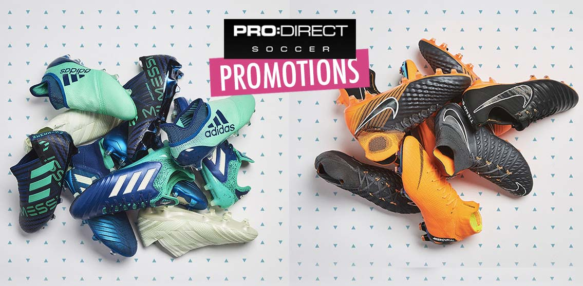Promotion ProDirectSoccer