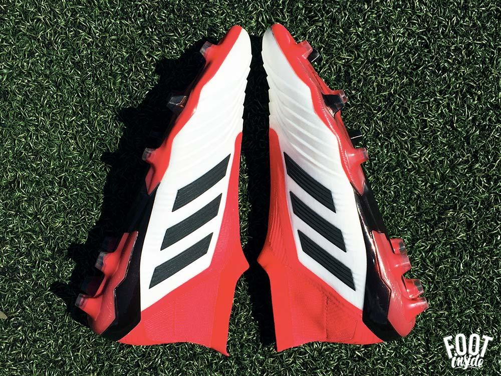 Test des chaussures de foot adidas Predator 18+ - Foot Inside