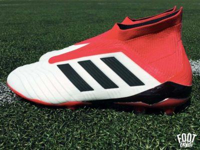 Test chaussures de football adidas predator 18+ Foot Inside