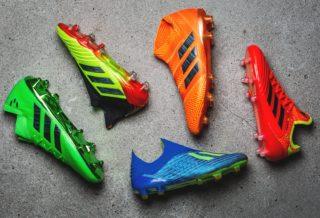 adidas Football présente le pack Energy Mode pour le Mondial 2018