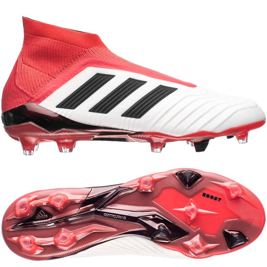 adidas Predator 18+ FG-AG Cold Blooded - Code Style CM7391